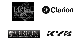 treo clarion orion kyb