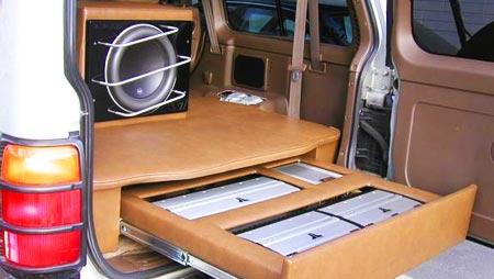 Custom Car Audio Systems San Diego | Joe's Stereo