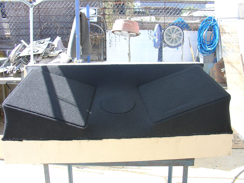 Kicker Box Frame Cover