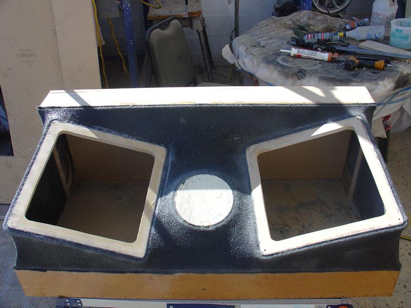 Fiberglass Box Frame