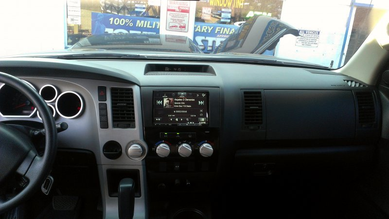 Custom Head Unit