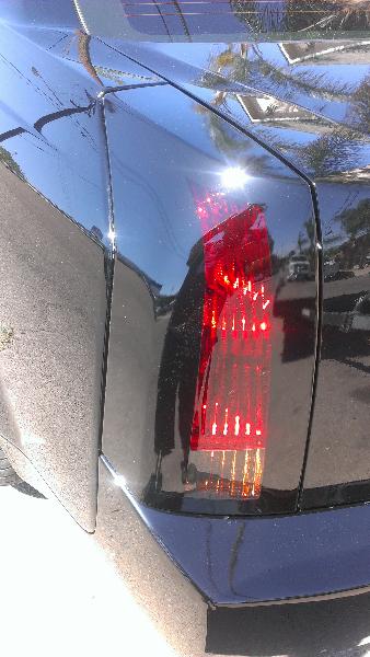 CTS Custom Taillights