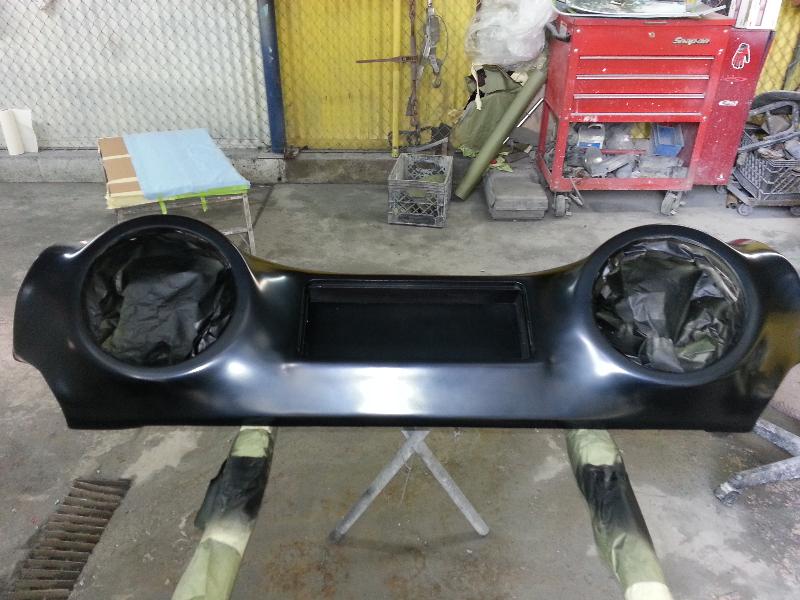 Custom Fiberglass Box