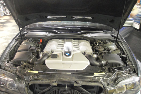 BMW 7-Series Engine