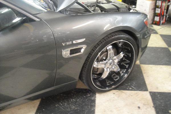 BMW 7-Series Asanti Wheels