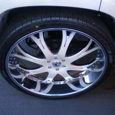 Asanti Wheels for Escalade