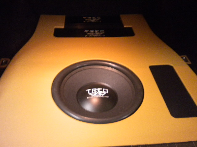Treo Subwoofer 7-Series