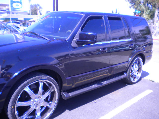 Custom Ford Expedition