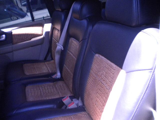 Gator Skin Interior Rear Seats