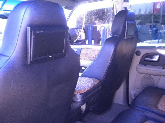 Dual Headrest Video