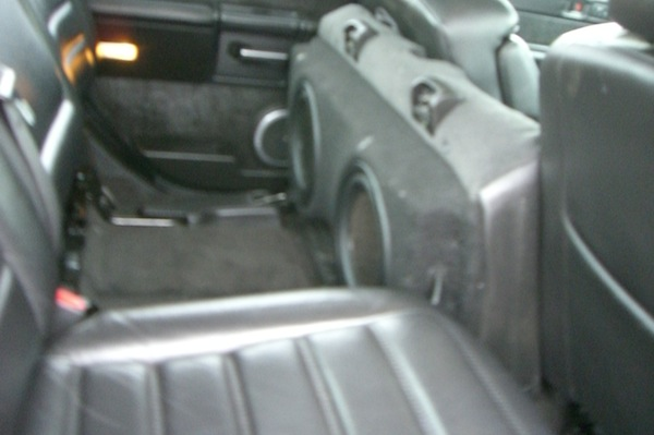 Hummer H2 On 26 Quot With Custom System Joe S Stereo