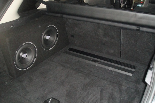 Range Rover Subwoofers