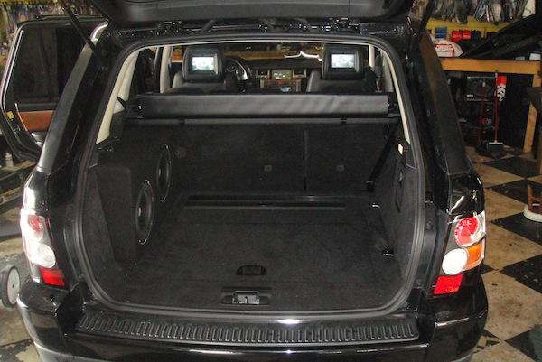 Range Rover Custom System