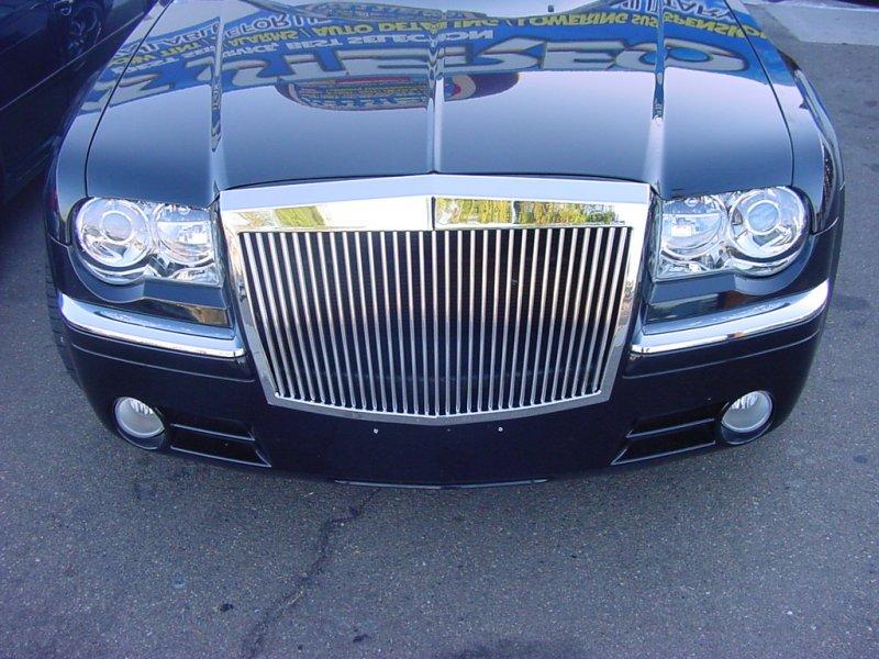Chrysler 300 W Custom Grille Amp Wheels Joe S Stereo