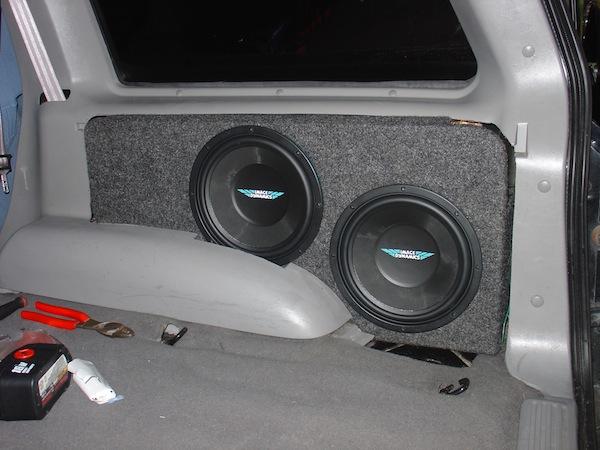 Gmc Denali Custom Box Build Joe S Stereo