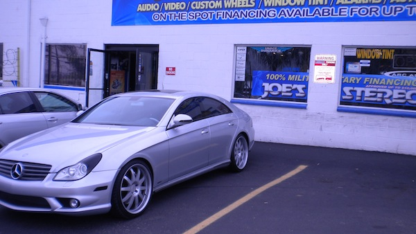 MB CLS Joes Stereo