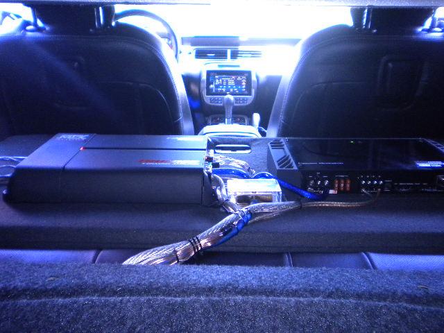 Camaro RTX System