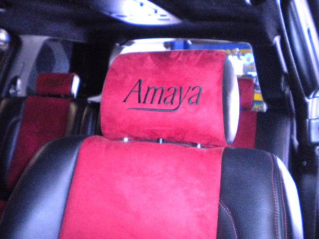 Custom Armada Seats