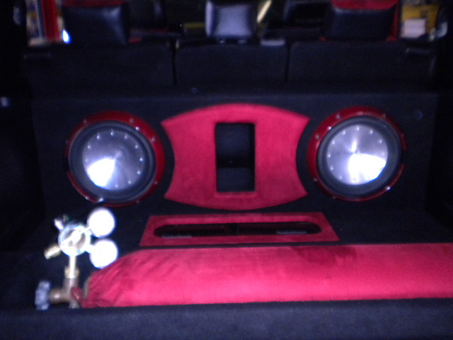 Custom Subwoofer Box