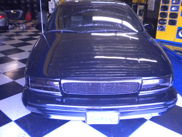 Impala Front Grill