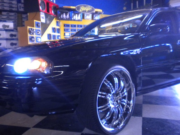 Chevy Impala Asanti Wheels