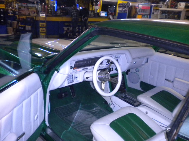 Chevy Chevelle Custom Interior