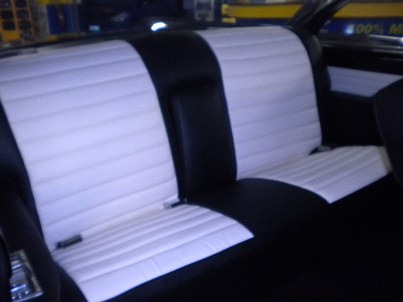Lincoln Premier Rear Bench Seat