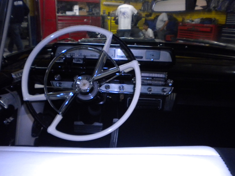 Lincoln Premier Steering Wheel