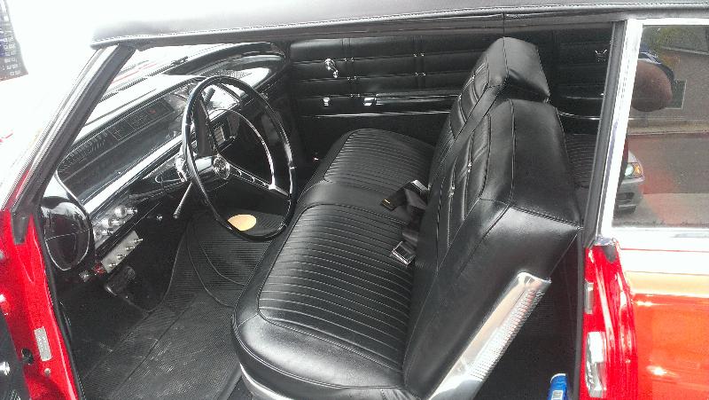 Classic Impala Bench Seat