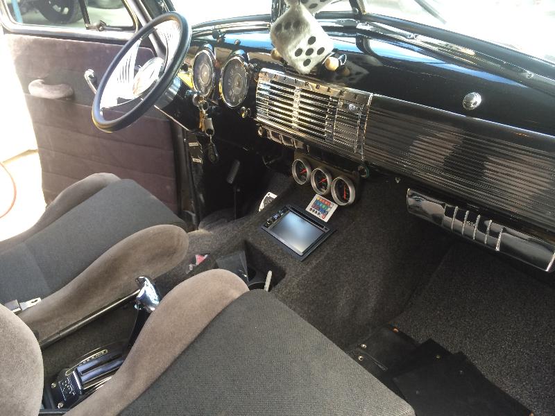 Chevy Panel Head Unit