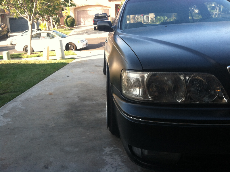 Infinity Q45 Headlights