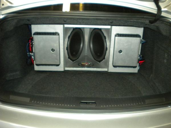 JL Audio Custom System