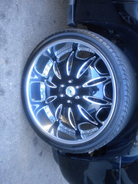 Denali Asanti Wheels