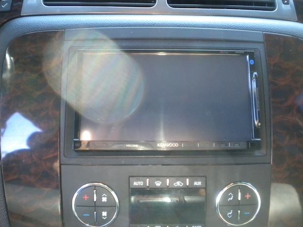 Kenwood Headunit for Denali