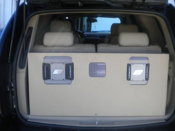 Denali Custom System