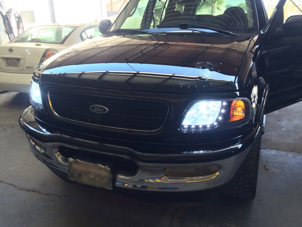 HID Lights on truck