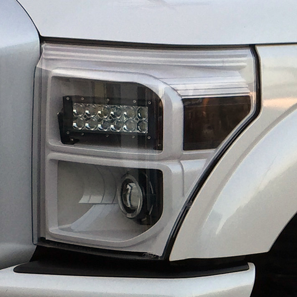 Custom LED truck lights