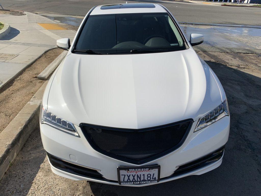 San Diego car